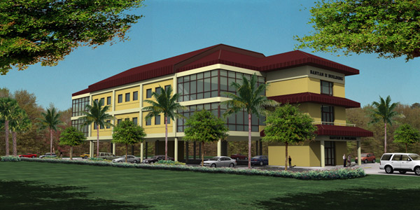 Banyan Office Park - Civil Engineering Projects by TDM Consulting