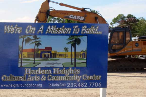 Harlem Heights Cultural Arts and Community Center - Civil Engineering Projects by TDM Consulting