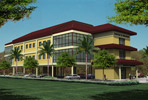 Banon Office Park Civil Engineering Project