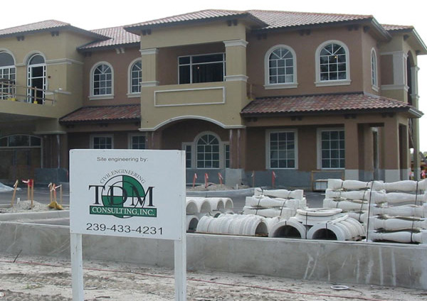 Civil Engineering by TDM Consulting in Sanibel